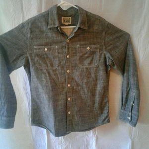 Men's M. long sleeve  Converse button shirt(2/$26)